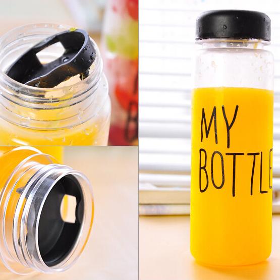 Удобна за пиене бутилка