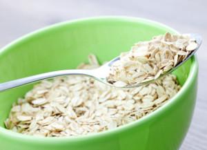 frische Haferflocken / fresh oat flakes