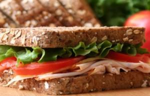 здравословен сандвич
