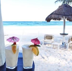 напитки на плажа