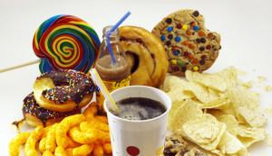 продукти с много захар