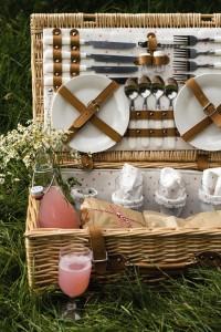 безопасен пикник