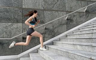 тренировка по стълби